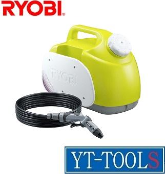 RYOBI ポータブルウォッシャー【型式 PLW-150】《洗浄機/ポータブル/高圧洗浄機/洗車/アウトドア/DIY》※メーカー取寄せ品