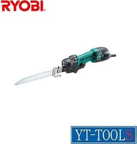 RYOBI 小型レシプロソー【型式 RJK-120】《電動工具/切断/LED付き/プロ/職人/DIY》※ケース無し