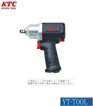KTC(京都機械工具) インパクトレンチ(コンポジットタイプ)【型式 JAP651[19.0sq.]】《電動・油圧・空圧工具/空圧工具/エアインパクトレンチ/整備/プロ/職人/DIY》