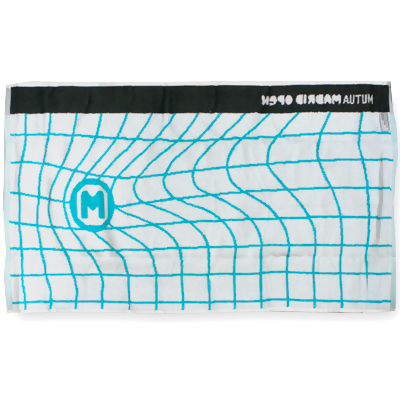 Madrid Open tennis official net towel (90x45cm)