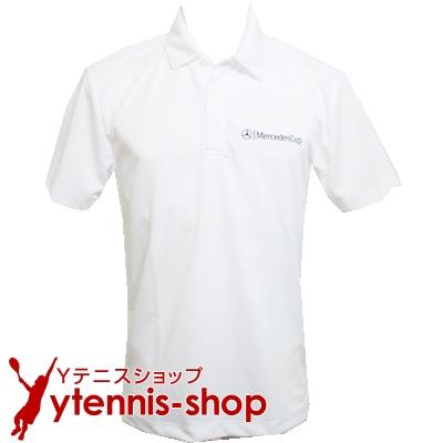 100 %品質保証 メルセデスカップ(Mercedes Cup)オフィシャル商品 ホワイト ポロシャツ メンズ メンズ ホワイト 国内未発売【あす楽 ポロシャツ】, ムナカタシ:95eff455 --- hortafacil.dominiotemporario.com