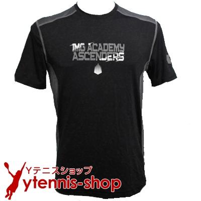 アンダーアーマー(UNDER ARMOUR)×IMG(ニック・ボロテリー テニスアカデミー) RAID IMGメンズ Tシャツ ヒートギア【あす楽】