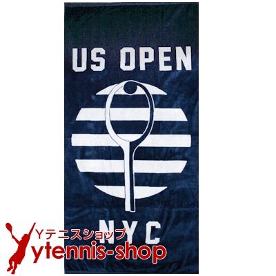 USオープンテニス オフィシャル記念グッズ ビッグタオル 国内未発売【あす楽】