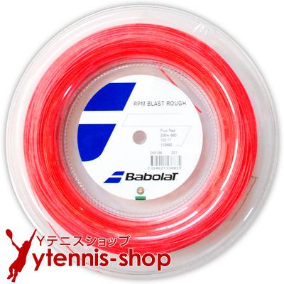 高級な バボラ BabolaT ロールガット テニス Babolat RPMラフ RPMブラストラフ RPM ROUGH 1.35mm ポリエステルストリングス 200mロール 1.25mm 1.30mm フルオレッド 国産品 あす楽 Blast