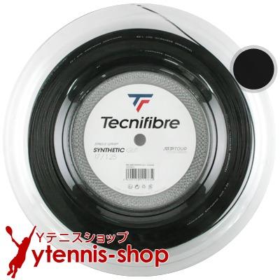 テクニファイバー 税込 Tecnifibre ロールガット 18%OFF テニス 新パッケージ Tecnifiber シンセティックガット Synthetic 1.25mm 1.30mm 200mロール ナイロンストリングス 1.35mm ブラック Gut あす楽