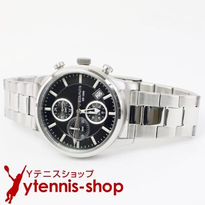 ヘッド(HEAD) マッチポイント メタル腕時計 ブラック テニス【あす楽】
