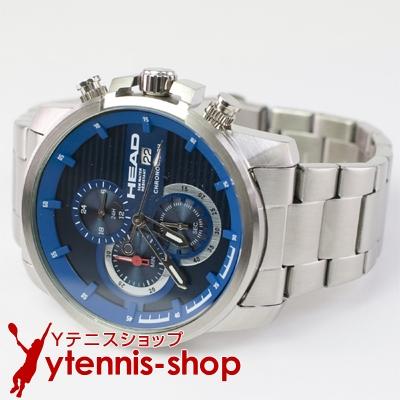 ヘッド(HEAD) トップスピン 腕時計 ブルー テニス【あす楽】