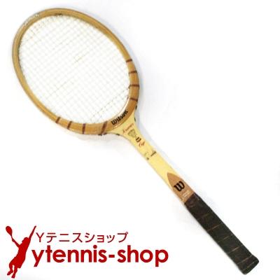 ヴィンテージラケット ウイルソン(WILSON) ジャック・クレーマー CUPテニスラケット 木製 ウッドラケット【あす楽】