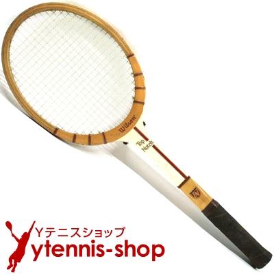 ヴィンテージラケット ウイルソン(WILSON) トップノッチ テニスラケット 木製 ウッドラケット【あす楽】