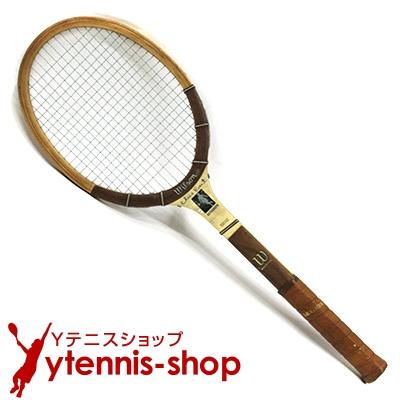 ウイルソン(WILSON) ヴィンテージラケット クリス・エバート オートグラフ テニスラケット 木製 ウッドラケット【あす楽】