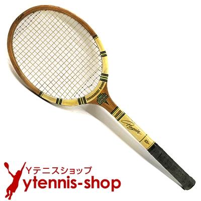 ヴィンテージラケット エバーグリーン テニスラケット 木製 ウッドラケット【あす楽】
