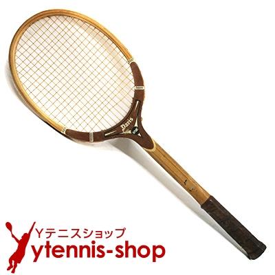 TAD ヴィンテージラケット Davis ハイポイント テニスラケット 木製 ウッドラケット【あす楽】 2倍期間 8/5 23:59まで