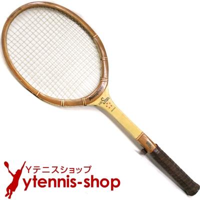 ヴィンテージラケット ペンシルバニア ファイブスター テニスラケット 木製 ウッドラケット【あす楽】