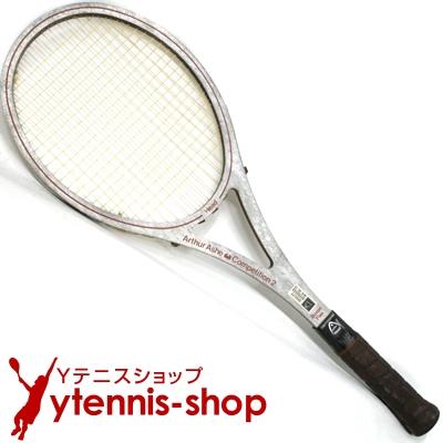 ヘッド(HEAD) ヴィンテージラケット アーサー・アッシュ コンペティション2 テニスラケット 木製 ウッドラケット【あす楽】