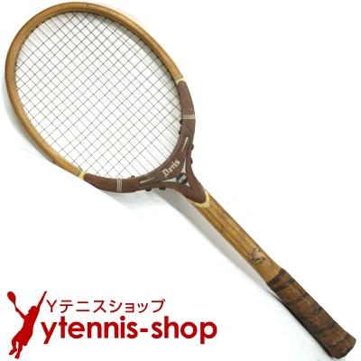 TAD ヴィンテージラケット Davis ハイポイント テニスラケット 木製 ウッドラケット【あす楽】