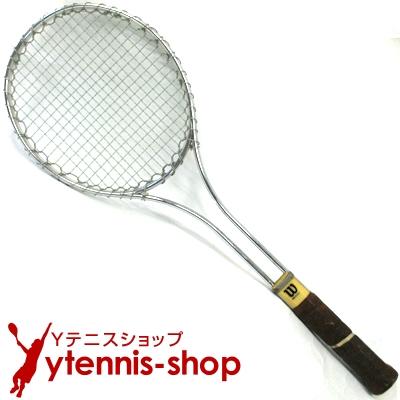 ウイルソン(WILSON) ヴィンテージラケット T-2000シリーズ風 テニスラケット スチールラケット【あす楽】