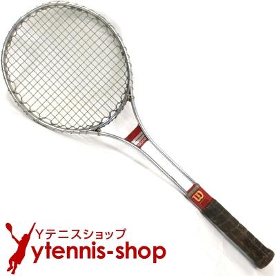 【お得】 ウイルソン(WILSON) ヴィンテージラケット T-3000 テニスラケット スチールラケット T-3000【あす楽】, アラオシ:e2e41619 --- clftranspo.dominiotemporario.com