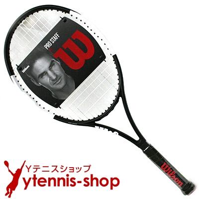 ウイルソン(wilson)WRT534500 Pro Staff 26 プロスタッフ26 ジュニア テニスラケット(張上済)【あす楽】