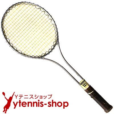 ウイルソン(WILSON) ヴィンテージラケット T-2000 テニスラケット スチールラケット【あす楽】