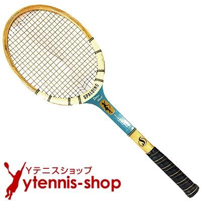 ヴィンテージラケット スポルディング(SPALDING) ドリス・ハート シグネチャー Doris Hart 木製 テニスラケット【あす楽】