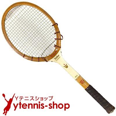 ヴィンテージラケット ウイルソン(WILSON) ジャック・クレーマー オートグラフ Jack Kramer AUTOGRAPH 木製 テニスラケット【あす楽】