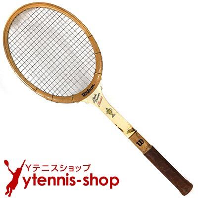ヴィンテージラケット ウイルソン(WILSON) ジャック・クレーマー クラシック Jack Kramer Classic 木製 テニスラケット【あす楽】