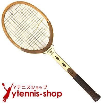 ヴィンテージラケット ウイルソン(WILSON) ジャック・クレーマー プロスタッフ Jack Kramer Pro Staff 木製 テニスラケット【あす楽】