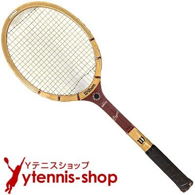 ヴィンテージラケット ウイルソン(WILSON) スタン・スミス カプリ Stan Smith Capli 木製 テニスラケット【あす楽】