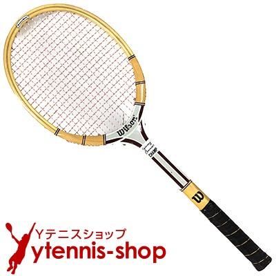 ヴィンテージラケット ウイルソン(WILSON) ジミー・コナーズ Jimmy Connors 木製 テニスラケット【あす楽】