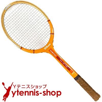 ヴィンテージラケット ウイルソン(WILSON) ビリー・ジーン・キング トライアンフ Billie Jean King TRIUMPH 木製 テニスラケット【あす楽】