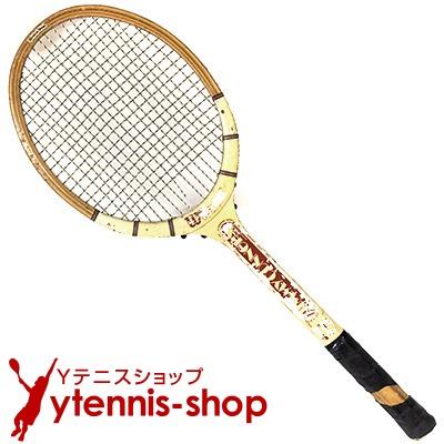 ヴィンテージラケット ウイルソン(WILSON) ジミー・コナーズ コンステレーション Jimmy Connors constellation 木製 テニスラケット【あす楽】