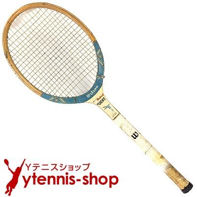 ヴィンテージラケット ウイルソン(WILSON) メアリー・ハードウィック ライト Mary Hardwick Light 木製 テニスラケット【あす楽】