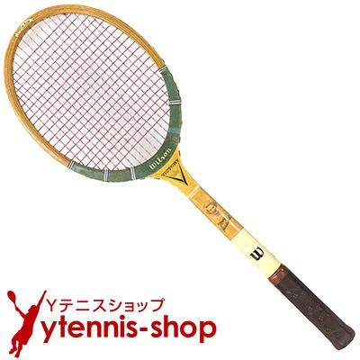 ヴィンテージラケット ウイルソン(WILSON) メアリー・ハードウィック ヴィクトリー Mary Hardwick VICTORY 木製 テニスラケット【あす楽】