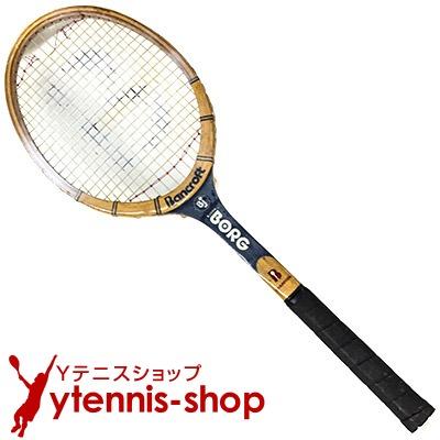 ヴィンテージラケット バンクロフト(Bancroft) ビョルン・ボルグ チャンピオン Bjorn Borg Champion 木製 テニスラケット【あす楽】
