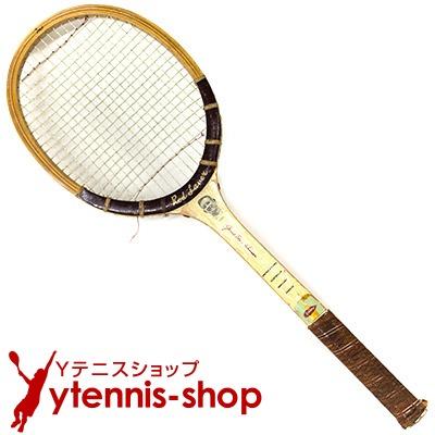 ヴィンテージラケット ダンロップ(DUNLOP) ロッド・レーバー グランドスラム ウィナー Rod Laver GLANDSLAM WINNER 木製 テニスラケット【あす楽】