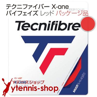 ネコポス対応 テクニファイバー Tecnifibre ブランド買うならブランドオフ テニスガット ナイロンストリング テニス Tecnifiber X-ONE バイフェイズ biphase レッド 1.18mm M便 1 4 パッケージ品 ガット 1.24mm 大人気! ナイロンストリングス 1.30mm あす楽