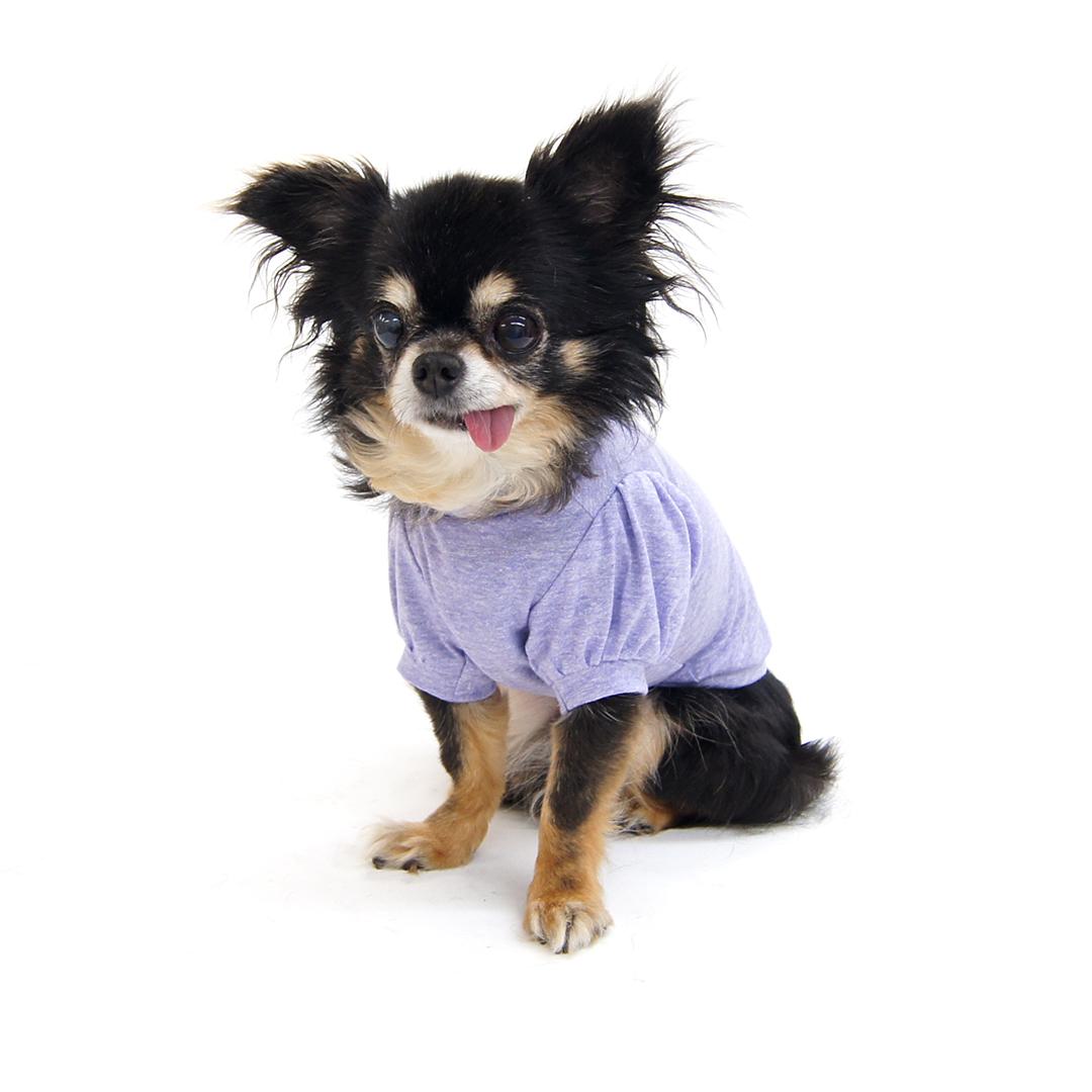 犬服工房 型紙 3種袖パフスリーブ型紙 eco印刷 年末年始大決算 即日出荷 小型犬向け