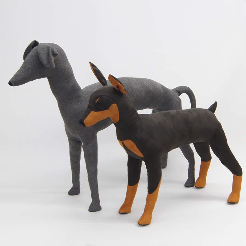 犬服工房 型紙 登場大人気アイテム アラカルト2500 モデル着用 注目アイテム リアルトルソー型紙
