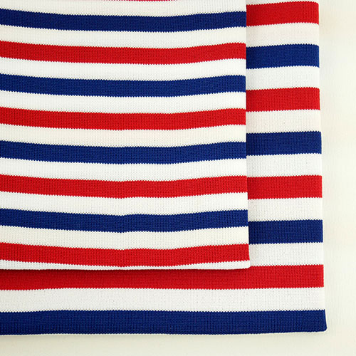 お買い得 60cm幅 全商品オープニング価格 国旗カラーリブ50cm単位