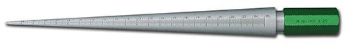 穴径 溝径 送料無料お手入れ要らず スーパーSALE セール期間限定 パイプ内径の数量検査に便利です 新潟精機 SK NIIGATA SEIKI CGTPG-710C PAOCK 円筒テーパーゲージカラーグリップタイプ