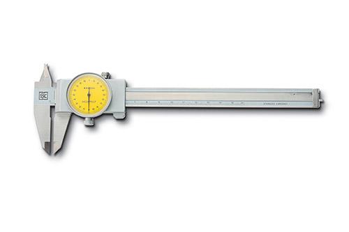 新潟精機 SK ダイヤルノギス 15cm DVC-15II NIIGATA SEIKI・PAOCK