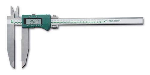 大型ワーク等の直径測定に便利です。 新潟精機 SK デジタルロングジョウノギス D-300LV NIIGATA SEIKI・PAOCK