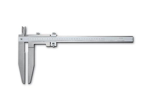大径ワーク等の直径測定に最適です。 新潟精機 SK ロングジョウノギス 30cm LVC-30 NIIGATA SEIKI・PAOCK
