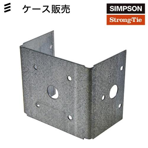SIMPSON BC40ポストキャップ ケース売[50個入]((梁・根太・柱用) DIY/SIMPSON/ガレージ/小屋/ウッドデッキ/2x 4/ツーバイフォー/金具