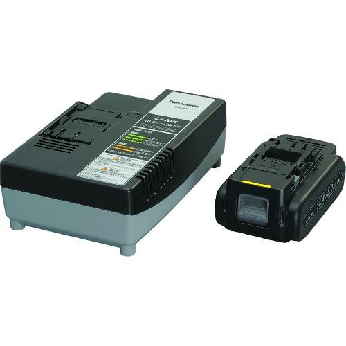 電動 油圧 空圧工具多数取り揃えております 供え TRPanasonic 充電器セット 14.4V5.0Ah電池 新作