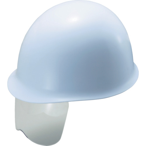 TR タニザワ エアライト搭載シールド面付ヘルメット 帽体色 ホワイト 142J-SH-W3-J (入数)1×1 計1個