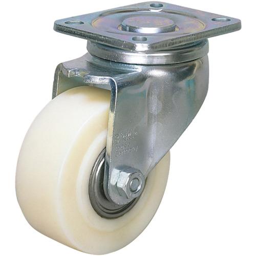 TR シシク 低床重荷重用キャスター 自在 80径 GSPO車輪 注文単位:1個