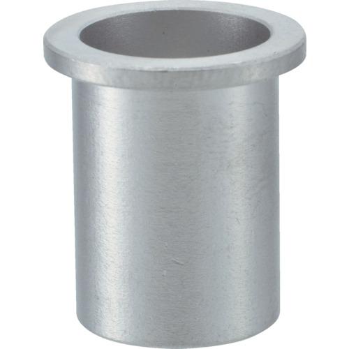 TR TRUSCO クリンプナット平頭ステンレス 板厚2.5 M4X0.7 100個入 注文単位:1箱