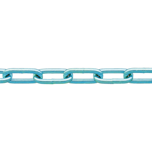 TR TRUSCO ユニクロカットチェーン 6.5mmX15m 注文単位:1本