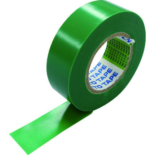 梱包用品各種取り揃えております 35%OFF 毎週更新 TR日東 脱鉛タイプビニールテープNo.21S 0.2mm×25mm×20m 緑 8巻入り